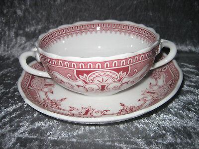 Suppentasse mit UT Hutschenreuther Maria Theresia Windsor