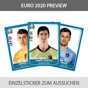 Panini-EURO-2020-PREVIEW-Einzelsticker-AUT-FIN-zum-aussuchen-to-choose
