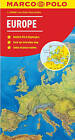 Europe Marco Polo Map by Marco Polo (Sheet map, folded, 2011)