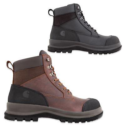"""WunderschöNen Carhartt Stiefel Boots Detroit Rugged Flex S3, Schafthöhe 6"""" // Größen 39 Bis 48"""