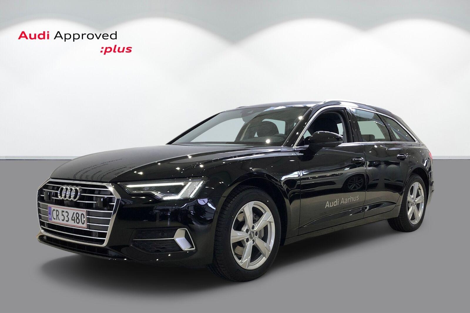 Audi A6 40 TDi Sport Avant S-tr. 5d - 584.900 kr.