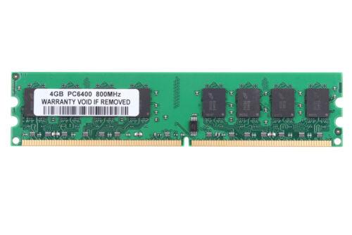 Lot 4GB 2GB 2RX4 DDR3 12800U 10600U DDR2 6400U RAM Desktop Memory For AMD CPU