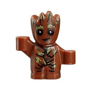 lego-minifigure-Marvel-76081-Groot-100-original
