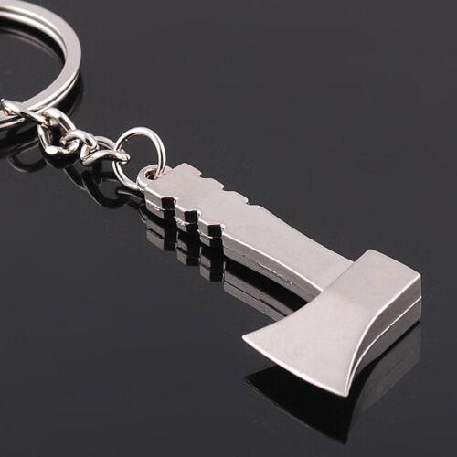 Porte clés en forme de hache neuf IDÉAL CADEAU
