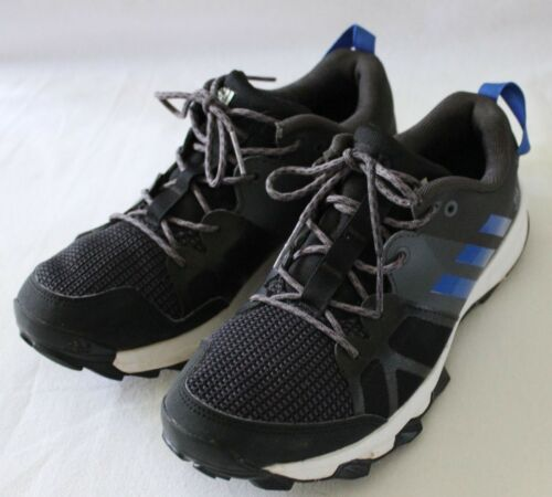 5 5 deporte Eu 4 ribetes Adidas para de correr zapatillas ~ 5 Uk Black azules Tr8 Zapatillas 37 Kanadia UFa7wqCz