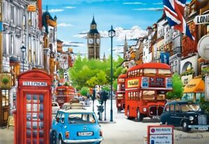 (CSC151271) - Castorland Jigsaw 1500 pc - London