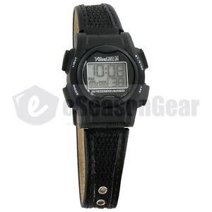VibraLITE-Mini-12-Alarm-Small-Vibrating-Reminder-Watch-Black-VM-LBK-21