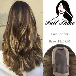 Full-Shine-Clip-In-Toppers-Human-Hair-4-27-4-Toupee-With-Lace-Base-12-6-Inch
