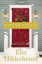 Winter Street Elin Hilderbrand hardcover first edition dust jacket new