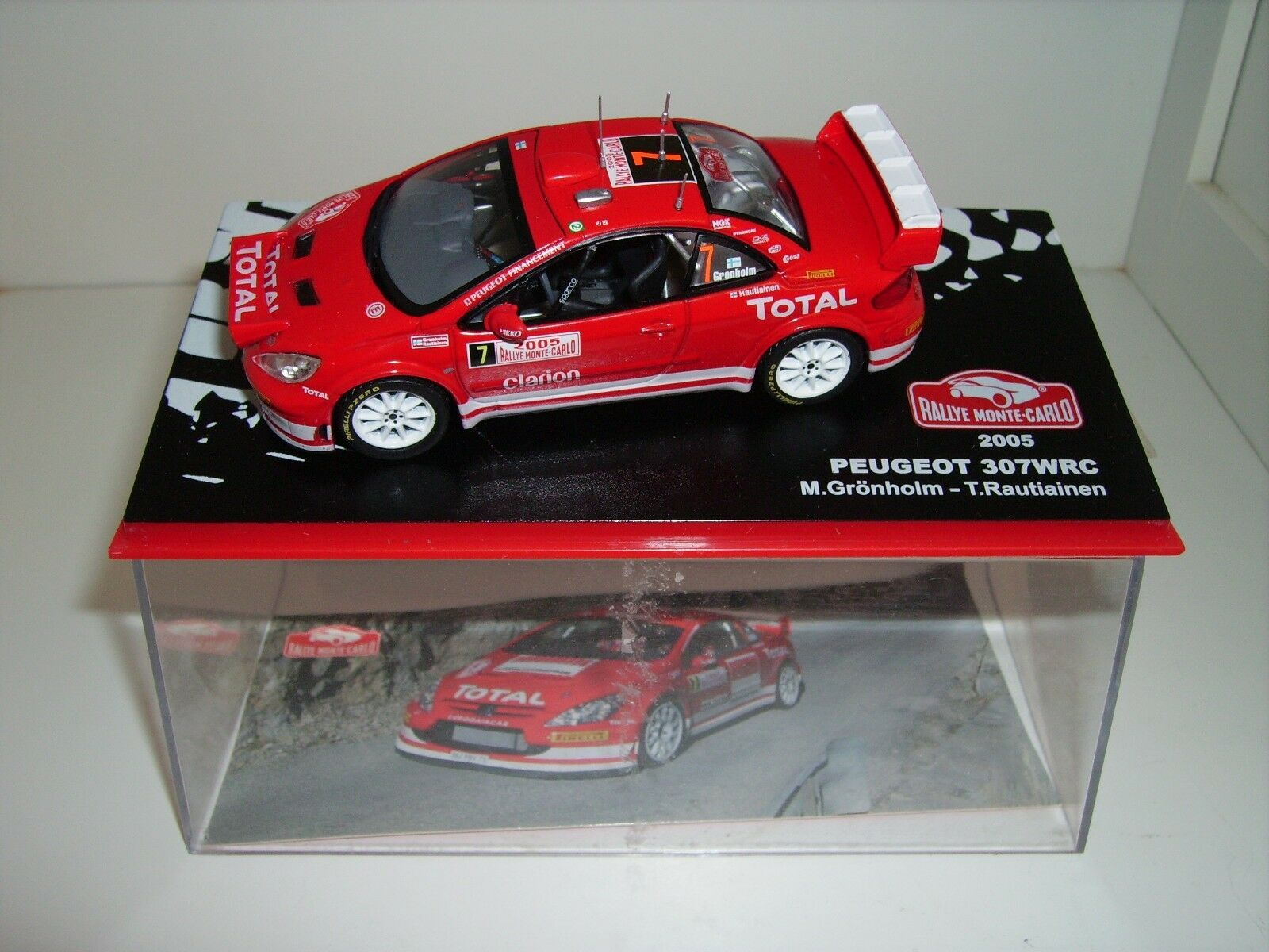 Peugeot  307 WRC   -  2005 rallye monte-carlo   1 43