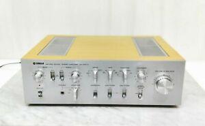 Yamaha-CA-1000-II-Amplificateur-Stereo-en-Tres-Bon-Etat-Japonais-Vintage