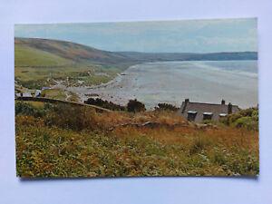 Woolacombe Devon Vintage colour Postcard c1960s The Sands - Epsom, United Kingdom - Woolacombe Devon Vintage colour Postcard c1960s The Sands - Epsom, United Kingdom