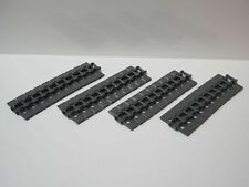 6 Light Gray 2x2 Double Plate Receiver Hitch Bricks ~  Lego  ~ NEW ~