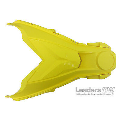 Ski-Doo New OEM Hood Center Body Panel Sunburst Yellow REV-XM REV-XS 517305562