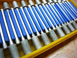 30-tlg-THK-Diamant-Fraeser-Set-6mm-Zylinder-Schleifstift-Marmor-zylindrisch-Neu