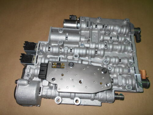 4L60E 4L65E Transmission Valve Body With Solenoids Epc Shift Oem 2003 To 2007