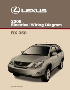 image is loading 2008-lexus-rx-350-wiring-diagrams-schematics-layout-