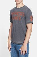 Men's Red Jacket San Francisco Giants Hoist Graphic T-shirt (choose Size)