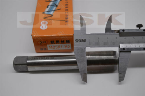 (1pcs) 25mm x 1.0 Metric Machine Tap M25 x 1.0 mm superior quality (S)