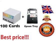 ID CARD Tray For Epson R265, R360, RX640, RX560, RX565, RX585, RX640 & 50 cards