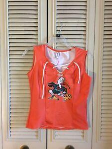 University of Miami Hurricanes Women s Football Lace-Up Jersey Small ... c8ba288473