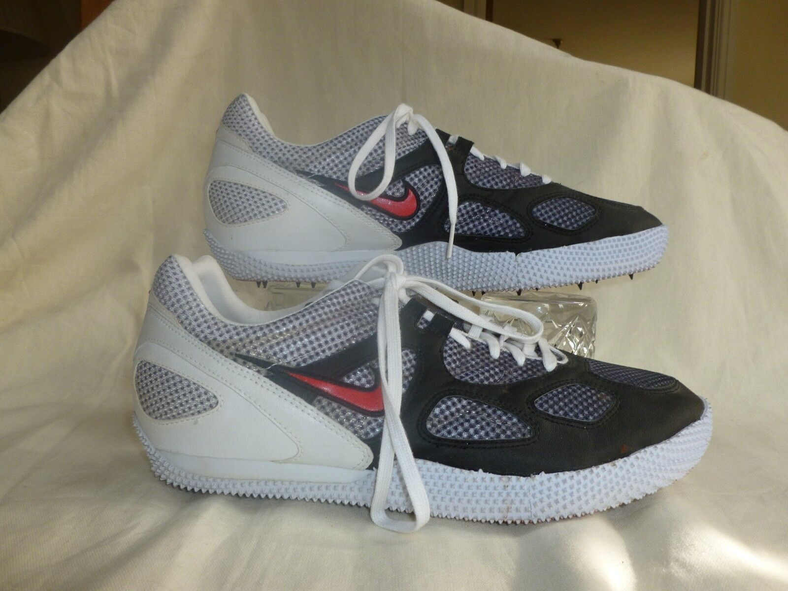NIKE FOR BOWERMAN TRACK AND FIELD RUNNING SPIKES SIZE USA 12.5 best-selling model of the brand