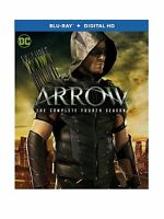 Arrow: Season 4 [blu-ray] Free Shipping