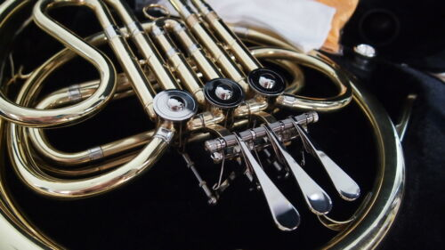 YAMA F-Horn YFR 311 Waldhorn French Horn CORNO TROMBA Cor d/'harmonie