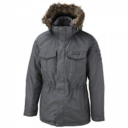 Chaqueta invierno caballeros Craghoppers Coverdale Parquea cálido nieve lluvia leer