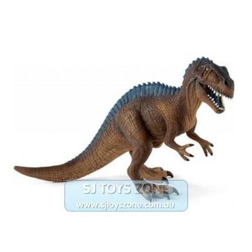 Schleich Dinosaurs Acrocanthosaurus Collectible Figurine Educational Kids Toy