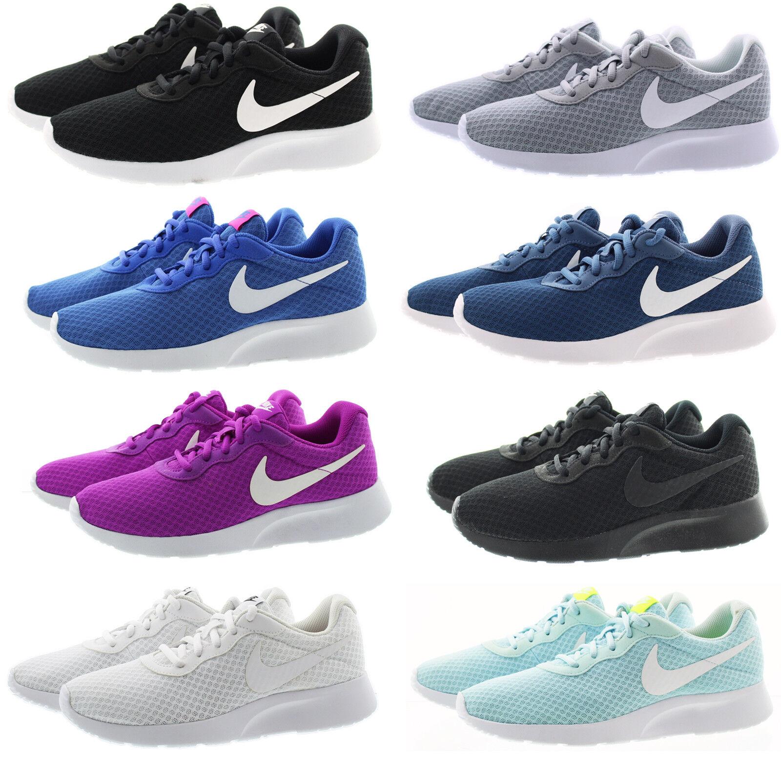 Nike 812655 Womens Tanjun Athletic Performance Running Shoes Sneakers