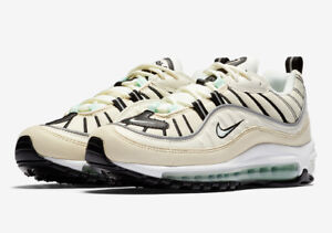 Nike WOMEN S Air Max 98 Sail Igloo Fossil SIZE 5 BRAND NEW  161d36cbc