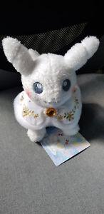 Pikachu Snow Seasons 2016 Pokemon Center Plush