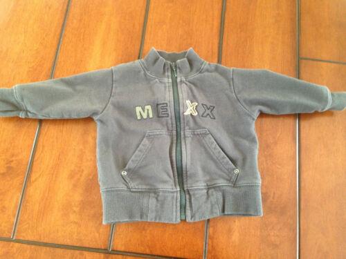 mexx baby boys t-shirt sweater shirt 9-12 month