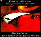 Francesco Geminiani: Sonates pour violoncello avec la basse continue (CD, May-2008, Alpha Productions)