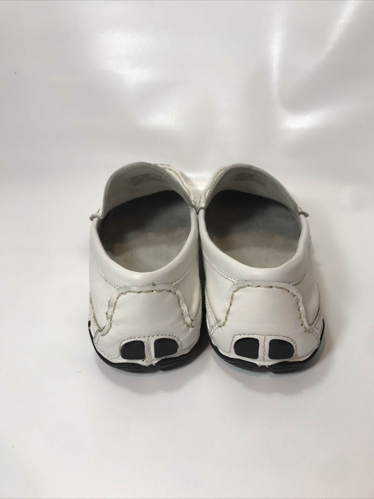 Kenneth Cole Reaction Men's Dress Shoes White Size 10M