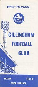 Gillingham-v-Oldham-Athletic-1964-5-30-Jan