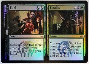 NEW 2x Connive //// Concoct MTG Guilds of Ravnica