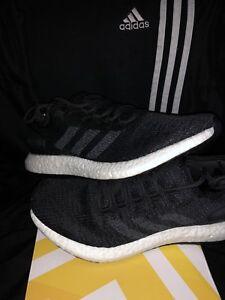 reputable site 5e32f adbd6 Image is loading New-Adidas-PureBoost-Men-039-s-Running-Training-