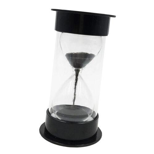 12x6,5 cm Sandglass 10 Sekunden Sanduhr Timer für Kochen oder Sport