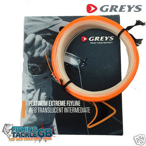 Game Fishing Greys Platinum Extreme Fly Lines