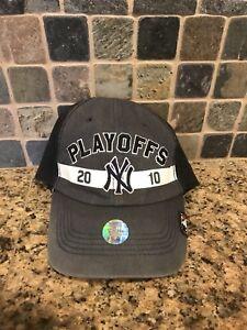 277fb05858d54b Image is loading Vintage-2010-Postseason-Playoffs-New-York-Yankees-47-