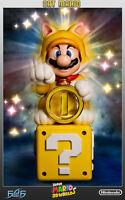 Nintendo Cat Mario - Regular 15 Inch Statue First 4 Figures