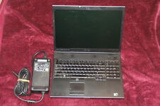 Used Dell Precision M6500 Core i7-940XM 2.13GHz Laptop w/AC Adapter Win7 Pro