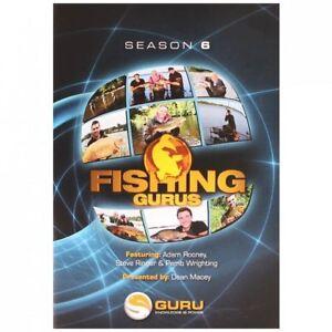 Fishing Gurus Season 6 DVD