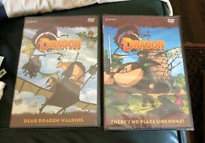 NEW-DVDS-Dragon-Hunters-Dead-Dragon-Walking-amp-There-s-No-Place-Like-Home
