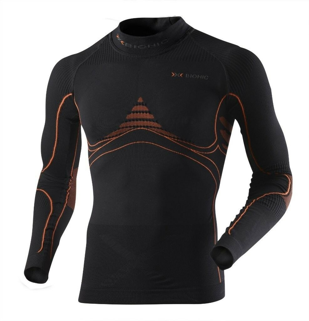 X-Bionic Energy Accumulator Sie Shirt Long Sleeves Turtle Neck - Stehkragen Lang