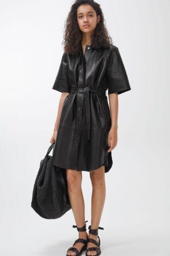Leather Dress Arket