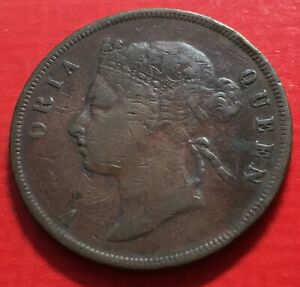 Straits-Victoria-One-Cent-1886-1
