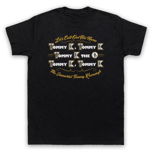 Vu les médecins Tommy K appeler son nom Kavanagh ADULTES IRLANDAIS /& Kids T-Shirt